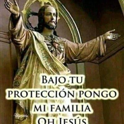 Oración de protección para tu familia