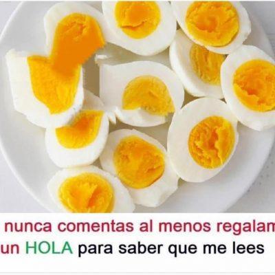 Qué le pasa a tu cuerpo cuando empiezas a comer dos huevos al día