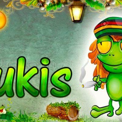 Portadas para tu Facebook de la Rana con tu nombre,Kukis