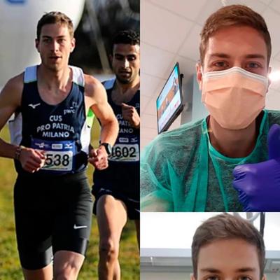 Atleta italiano pide oración después de dar positivo a coronavirus