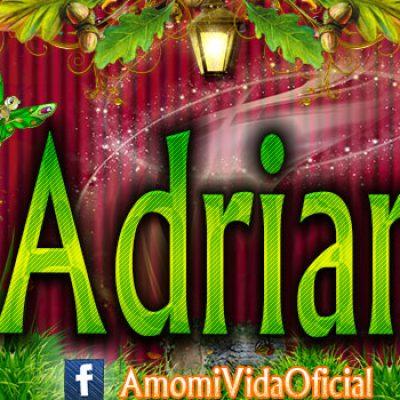 Nuevas Portadas para tu Facebook con tu nombre de Minnie y Mickey,Adriana