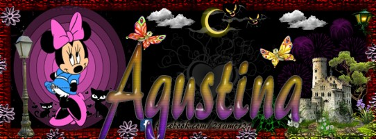 Portadas para tu Facebook con tu nombre,Agustina