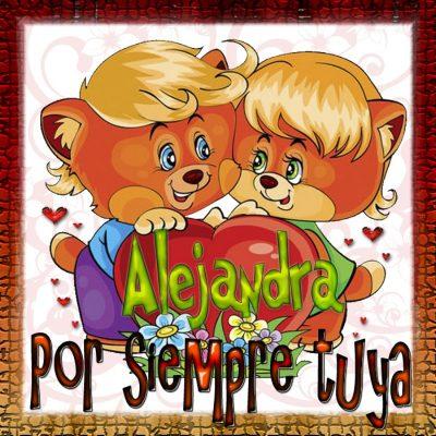 ???Feliz Día de San Valentin… con Ositos, Alejandra???