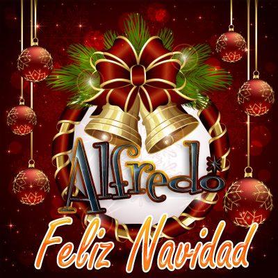 Feliz Navidad !!! Alfredo