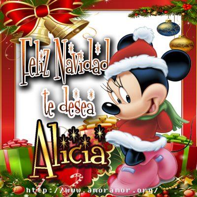 Tarjetas de Navidad con tus deseos!!! Alicia