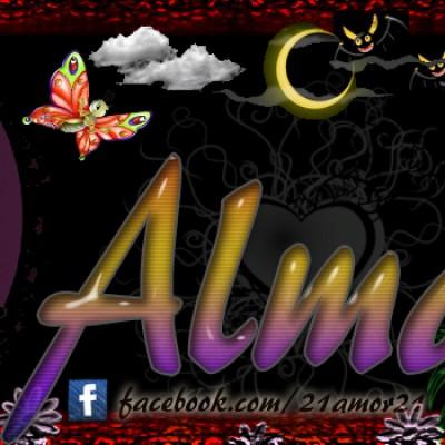 Portadas para tu Facebook con tu nombre,Alma