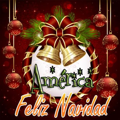 Feliz Navidad !!! América