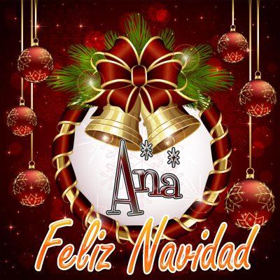 Feliz Navidad !!! Ana