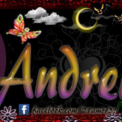 Portadas para tu Facebook con tu nombre, Andreina