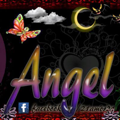 Portadas para tu Facebook con tu nombre,Angel
