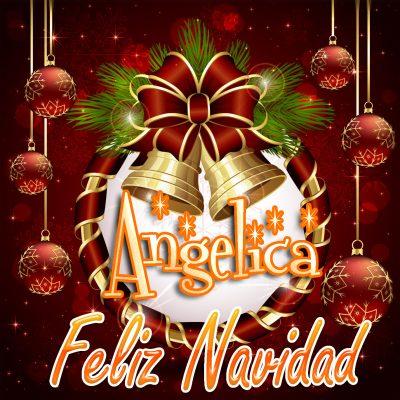 Feliz Navidad !!! Angelica