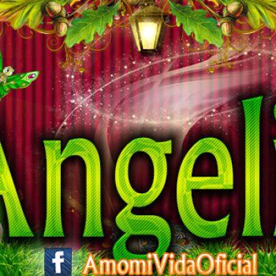 Nuevas Portadas para tu Facebook con tu nombre de Minnie y Mickey,Angelica