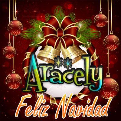 Feliz Navidad !!! Aracely