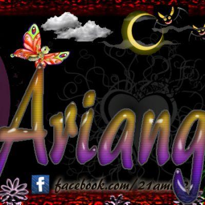 Portadas para tu Facebook con tu nombre, Ariangelys
