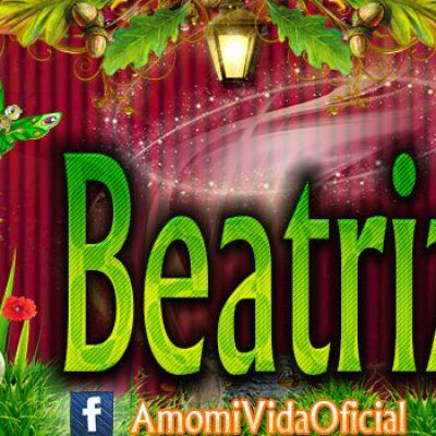 Nuevas Portadas para tu Facebook con tu nombre de Minnie y Mickey,Beatriz
