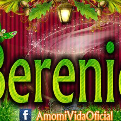 Nuevas Portadas para tu Facebook con tu nombre de Minnie y Mickey,Berenice
