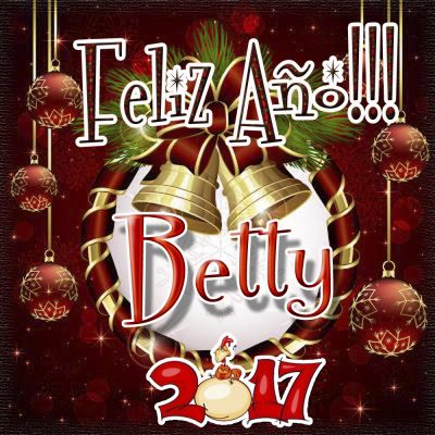 Lindas tarjetas para perfil con tu nombre 2017!!! Betty