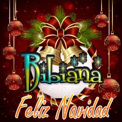Feliz Navidad !!! Bibiana