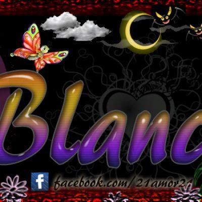 Portadas para tu Facebook con tu nombre, Blanca