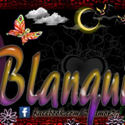 Portadas para tu Facebook con tu nombre, Blanquita