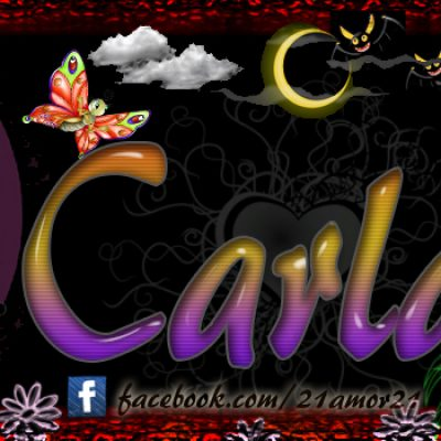 Portadas para tu Facebook con tu nombre,Carla