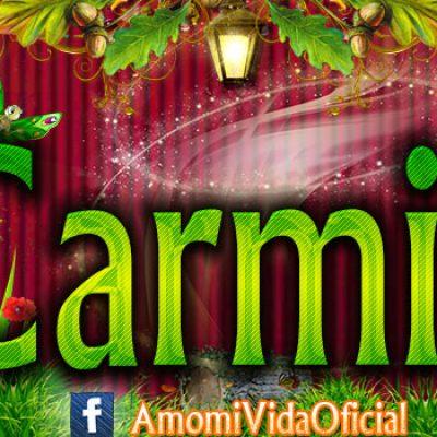 Nuevas Portadas para tu Facebook con tu nombre de Minnie y Mickey,Carmita