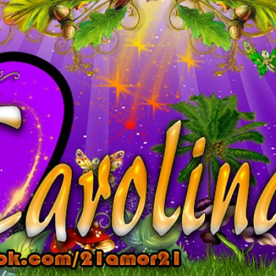 Portadas para Facebook de Emily's con tu nombre, Carolina!!!