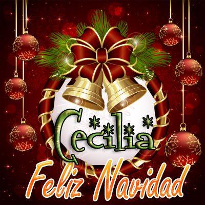 Feliz Navidad !!! Cecilia
