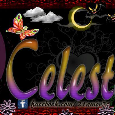 Portadas para tu Facebook con tu nombre, Celeste