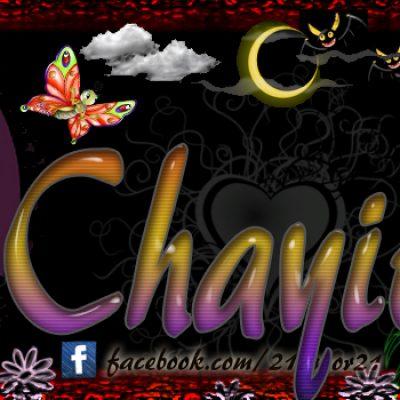 Portadas para tu Facebook con tu nombre, Chayito