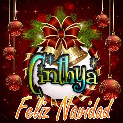Feliz Navidad !!! Cinthya