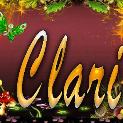 TU miki mouse con tu Nombre,Clarisa
