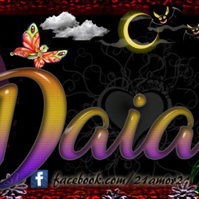 Portadas para tu Facebook con tu nombre, Daiana