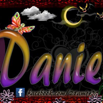 Portadas para tu Facebook con tu nombre, Daniela