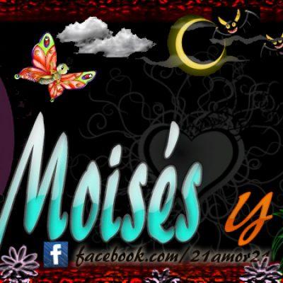 Portadas para tu Facebook con tu nombre, Moisés y Daniela