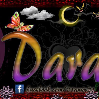 Portadas para tu Facebook con tu nombre, Dara