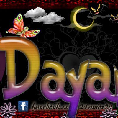 Portadas para tu Facebook con tu nombre, Dayana