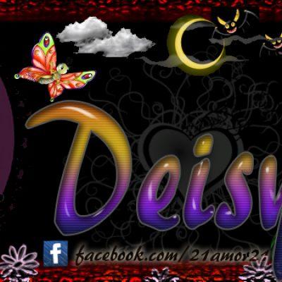 Portadas para tu Facebook con tu nombre, Deisy