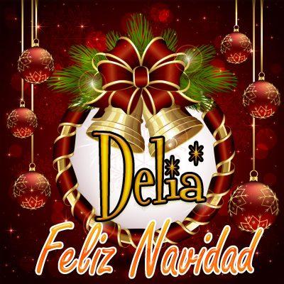 Feliz Navidad !!! Delia