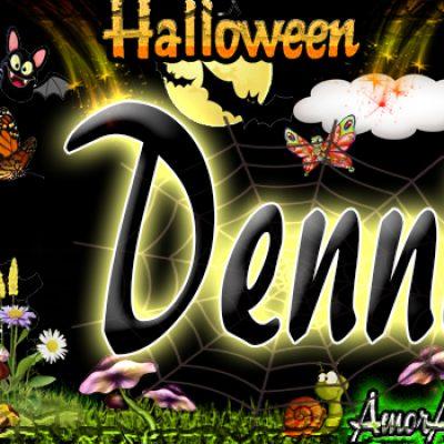 Portadas para tu Facebook con tu nombre!!! Dennis