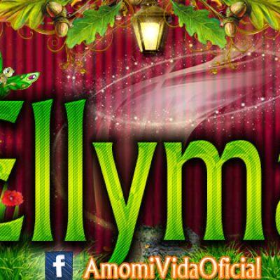 Nuevas Portadas para tu Facebook con tu nombre de Minnie y Mickey,Ellymar