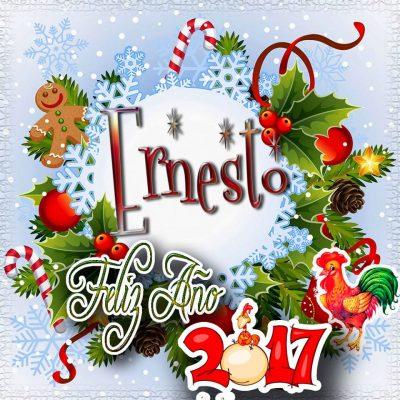 Lindas tarjetas para perfil con tu nombre 2017!!! Ernesto