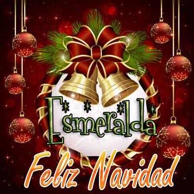 Feliz Navidad !!! Esmeralda