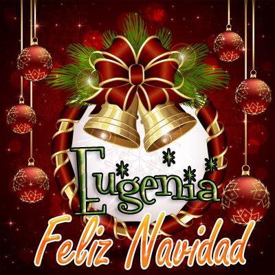 Feliz Navidad !!! Eugenia