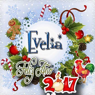 Lindas tarjetas para perfil con tu nombre 2017!!! Evelia