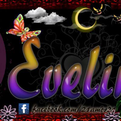 Portadas para tu Facebook con tu nombre,Evelin