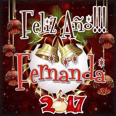 Lindas tarjetas para perfil con tu nombre 2017!!! Fernanda