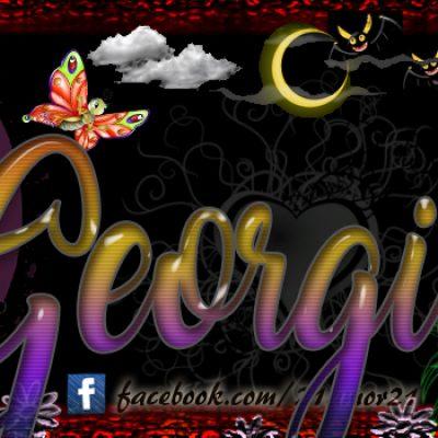Portadas para tu Facebook con tu nombre, Georgina