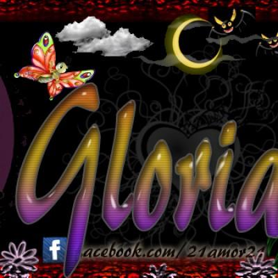Portadas para tu Facebook con tu nombre,Gloria