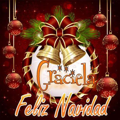 Feliz Navidad !!! Graciela
